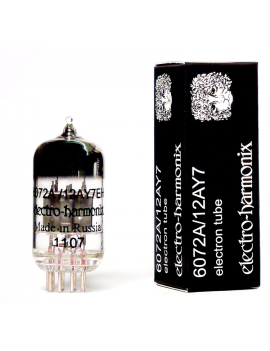 Electro Harmonix 12AY7 (6072A-EH) lampe de préamplification