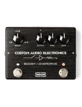 MXR MC402 Custom Audio...