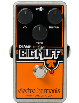 ELECTRO HARMONIX Op-Amp Big...