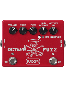 MXR SF01R Slash Octave Fuzz...