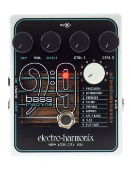 ELECTRO HARMONIX Bass9 Bass...
