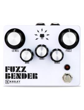 KEELEY Fuzz Bender Tuxedo...