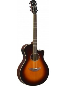 YAMAHA APX 600 Old Violin...