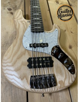 SANDBERG California II TM5 Matt Natural Ebony