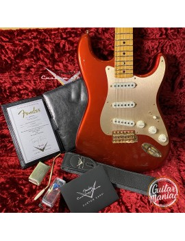 Fender Custom Shop NAMM 2020 Limited 57 Stratocaster Deluxe Closet Classic Melon Candy