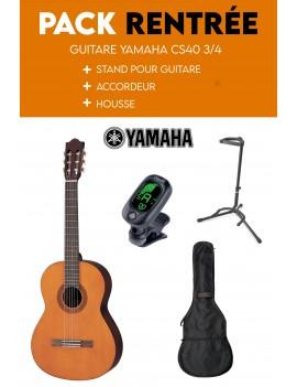 Pack Guitare Yamaha CS40...