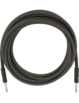 Fender Professional Series Instrument Cable 18.6' Gray Tweed