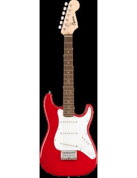 SQUIER Mini Stratocaster Laurel Dakota Red chez Guitar Maniac