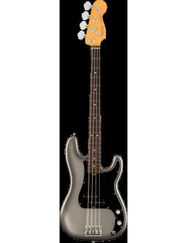 Fender American Professional II Precision Bass RW mercury + étui livraison gratuite