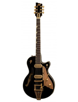DUESENBERG STARPLAYER TV PHONIC BLACK + ETUI