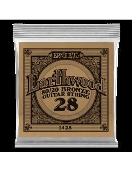 ERNIE BALL 1428 Earthwood...