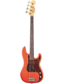 FENDER CUSTOM SHOP Pino Palladino Signature Precision Bass RW Fiesta Red over Desert Sand