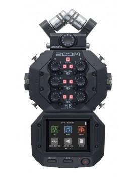 ZOOM H8 black