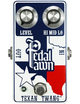 PEDAL PAWN Texan Twang