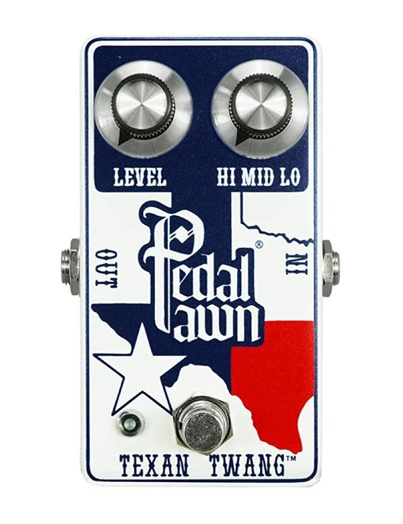 Pedal Pawn Texan Twang - Exclu Guitar Maniac - Livraison offerte en France