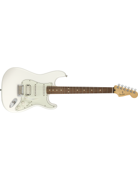 FENDER Player Strat HSS PF Polar White
