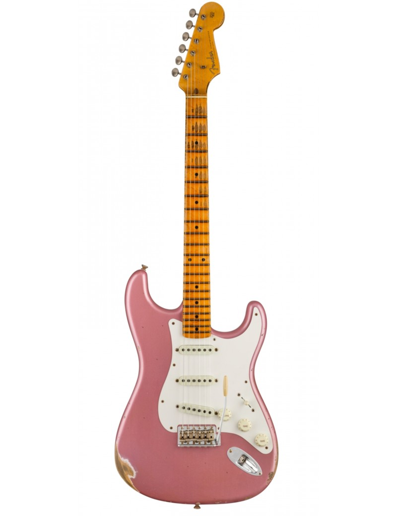 Fender Custom Shop S20 Ltd Tomatillo Strat III Relic Faded Aged Champagne Metallic