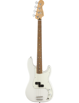 Fender Player Precision Bass PF PWT polar white