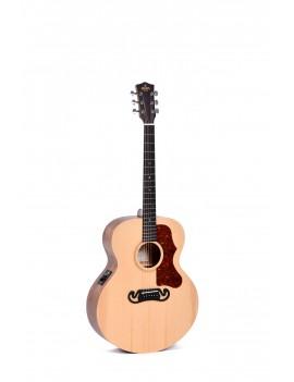 Guitare électro-acoustique Sigma GJME