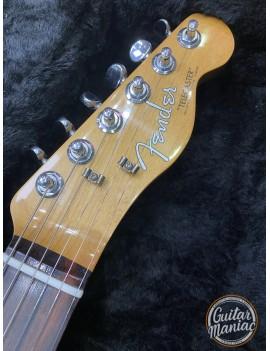Fender Chrissie Hynde telecaster RW IBM en étui livraison France Corse Monaco