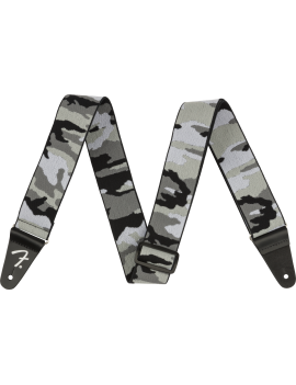 """Fender sangle Weighless 2"""" winter camo"""