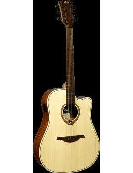 LAG T70DCE guitare électro acoustique - envoi gratuit en France Corse et Monaco