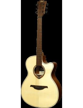LAG T70ACE guitare électro acoustique folk - Guitar Maniac Nice livraison offerte