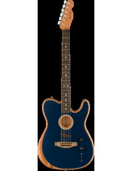 Fender American Acoustasonic Telecaster EB steel blue + housse