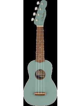 Fender FSR Venice soprano ukulele WN sonic gray reférence 0971610748 envoi gratuit