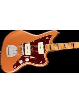 Fender Jazzmaster Troy Vanleeuwen MN copper + etui ref 0140072794
