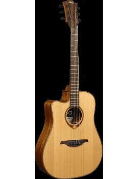 Guitare acoustique folk Lâg TL118DCE gaucher - envoi gratuit en France