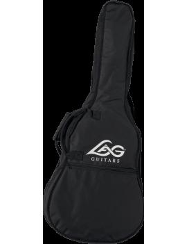 Lâg HLG 20D-A housse guitare acoustique premium