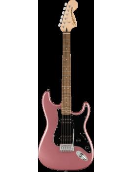 Squier Affinity Stratocaster HH LRL burgundy mist