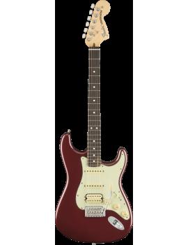 Fender American Performer Stratocaster HSS RW aubergine + housse