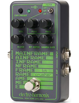 Electro Harmonix Mainframe Bit Crusher 683274012315