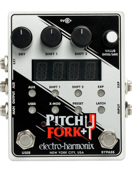 Electro Harmonix Pitch Fork +