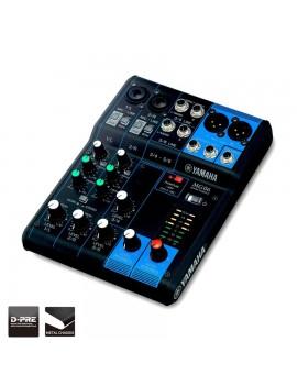 Yamaha MG06 console de mixage