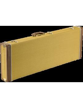Fender étui classic wood Strat/Tele tweed 0996106300