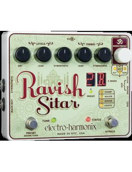 Electro Harmonix Ravish Sitar 683274011189