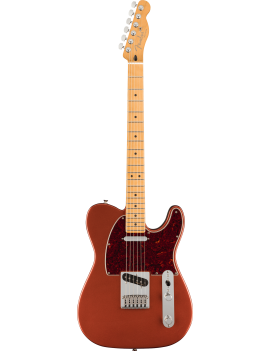 Fender Player Plus Telecaster MN aged candy apple red 0147332370