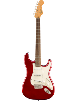 Squier Classic Vibe 60s Stratocaster LRL candy apple red