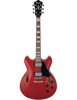 Ibanez AS73 TCD transparent cherry red