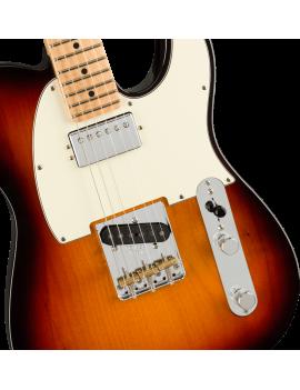 Fender American Performer Telecaster HUM MN sunburst + housse 885978952731