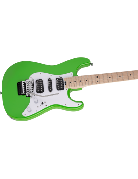 Charvel pro-mod so-cal style 1 HSH FR M MN slime green 2966034525