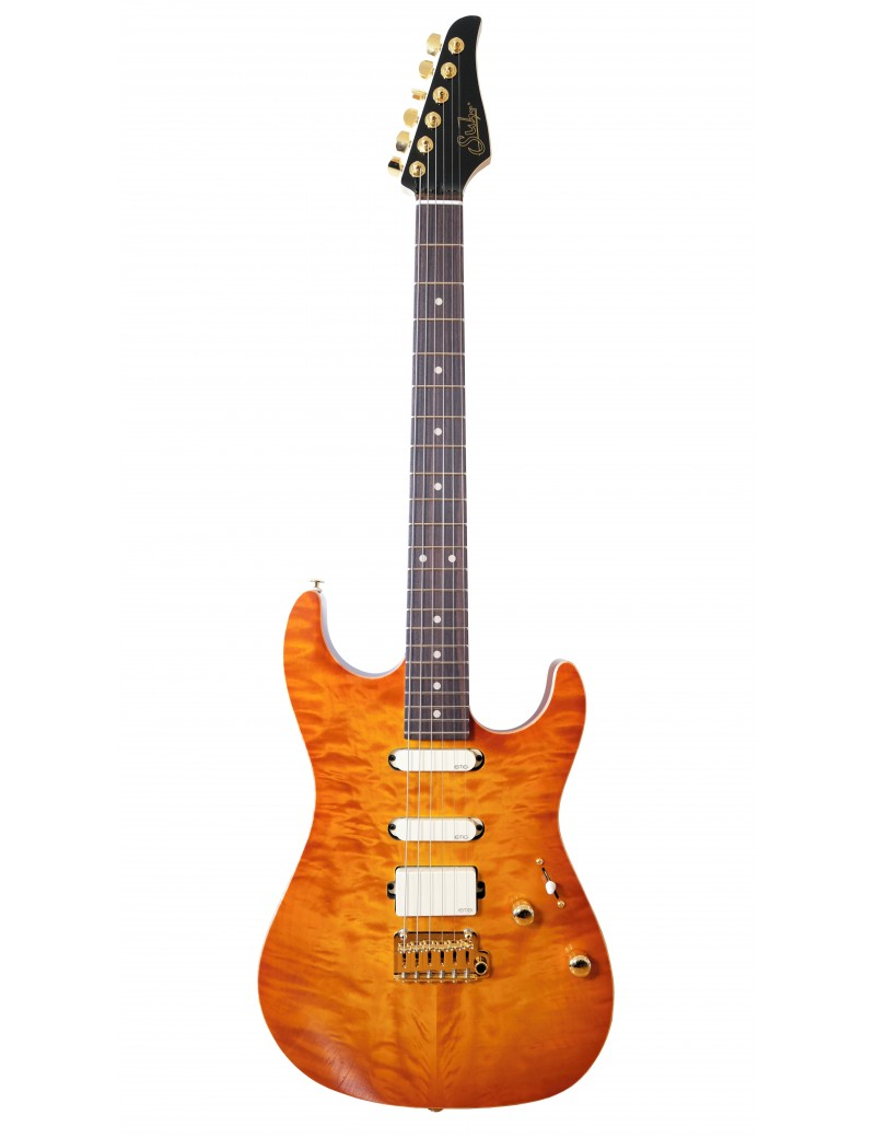 Suhr 2021/22 limited edition Standard Legacy RW suhr burst + étui