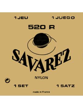 SAVAREZ 520R Rouge Cordes...