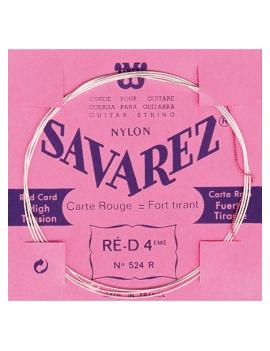 SAVAREZ 524R 4ème Ré Rouge...