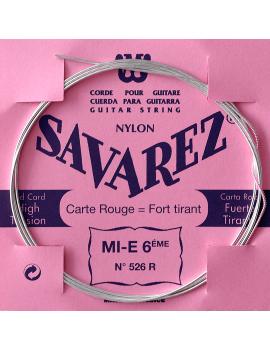 SAVAREZ 526R 6ème Mi Rouge...