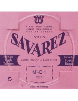 SAVAREZ 521R 1ère Mi Rouge...