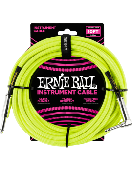 ERNIE BALL P06080 Câble...